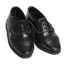 "Oxfords with Shoes for 18"" Slim Boy Dolls"