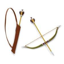 """Robin Hood Archery Set for 18"""" Boy Dolls"""