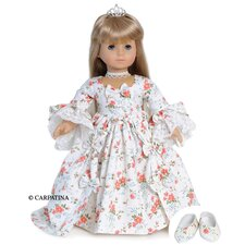 <strong>Carpatina</strong> American Girl Dolls Marie Antoinette Dress and Shoes