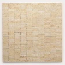 "Post Modern 12"" x 12"" Mosaic in Sisley"