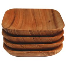 Square Bowl (Set of 4)