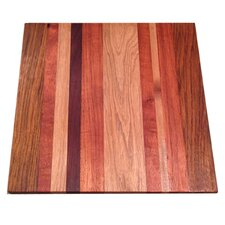 Assorted Wood Presentation Cutting Board