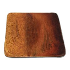 Ombre Mango Wood Plate