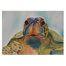 Cousins Series Truman the Turtle 24 x 30 Wrap Canvas
