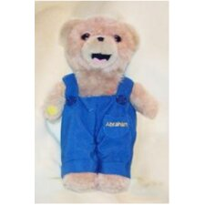 <strong>Precious Seed</strong> Abraham Inspirational Talking Teddy Bear