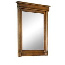 "<strong>Kaco International</strong> John Adams 38"" H x 25.7"" W Small Vanity Mirror"