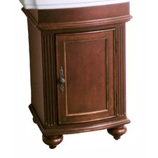 "Arlington 24"" Single Door Bathroom Vanity Base"