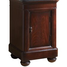 "Mount Vernon 24.3"" Single Door Bathroom Vanity Base"