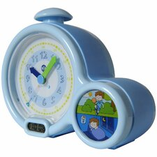 My First Alarm Clock in Blue