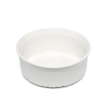 <strong>Corningware</strong> French White 1.5 Qt. Round Casserole Dish