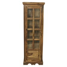Jali Display Cabinet
