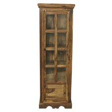 Jali Display Cabinet