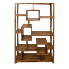 <strong>Elements</strong> Cubex Living Geometric Bookcase