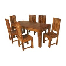 Cubex Living 7 Piece Dining Set