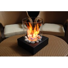 Love-Box Table Top Fireplace