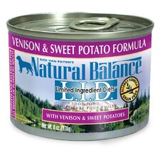 Limited Ingredient Diets, Venison and Sweet Potato Formula Wet Dog Food