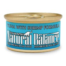 Tuna and Shrimp Canned Cat Food