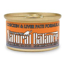 Chicken Liver Pate Canned Cat Food