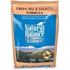 Limited Ingredient Diets Green Pea and Salmon Cat Food