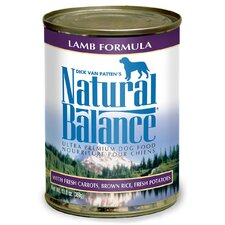 Limited Ingredient Diets Lamb and Brown Rice Canned Dog Food (12 Cans)