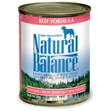 Beef Formula Wet Dog Food