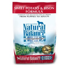 Limited Ingredient Diets Sweet Potato and Bison Dry Dog Food