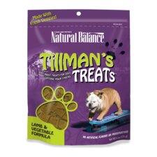 Tillman's Lamb and Vegetable Formula Dog Treats