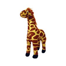 <strong>Tuffy's Pet Foods</strong> VIP Mighty Junior Safari Giraffe Dog Toy
