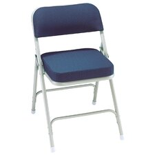 <strong>National Public Seating</strong> 3200 Series 2-Inch Thick Padded Folding Chair