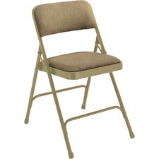 <strong>National Public Seating</strong> 2200 Series Upholstered Folding Chair