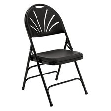 Series 1100 Fan-Back Polyfold Chair (Set of 4)