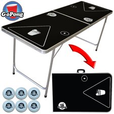<strong>GoPong</strong> Portable Beer Pong Table