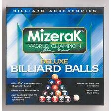 Deluxe Pool Balls