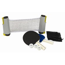Retractable Net 7 Piece Set