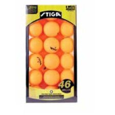 <strong>Stiga</strong> Table Tennis Balls (Set of 46)