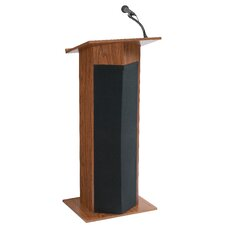 <strong>Oklahoma Sound Corporation</strong> Power Plus Full Size Lectern #111PLS