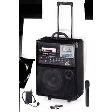 Pro Audio 100 Watt Wireless P.A. System