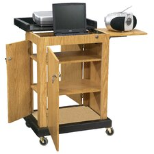 <strong>Oklahoma Sound Corporation</strong> Smart Cart Lectern