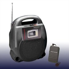 Portable Wireless 20 Watt PA System