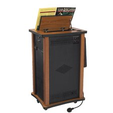 <strong>Oklahoma Sound Corporation</strong> The Wizard Lectern