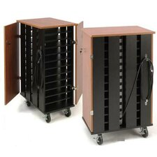 <strong>Oklahoma Sound Corporation</strong> Laptop Charging Storage Cart