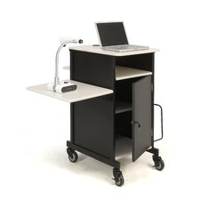 <strong>Oklahoma Sound Corporation</strong> Jumbo Plus Presentation Cart