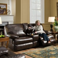 Miracle Double Motion Console Loveseat