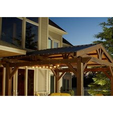 <strong>The Outdoor GreatRoom Company</strong> Lodge II Pergola Optional Roof
