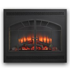 Arch Rectangular Front for Gallery Electric LED Fireplace