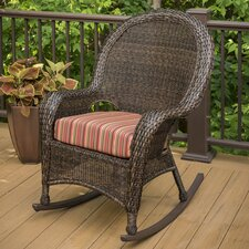 Balsam High Back Rocker Chair