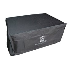 Rectangular Vinyl Cover for Montego Crystal Fire Pit Table