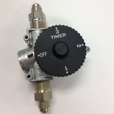 Timer Valve Built-in Control Panel