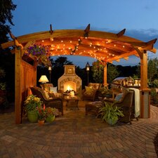 <strong>The Outdoor GreatRoom Company</strong> Sonoma Pergola