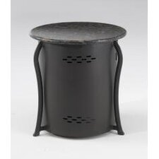 <strong>The Outdoor GreatRoom Company</strong> LP Tank Cover Side Table with Granite Top